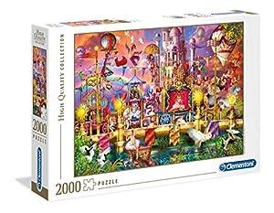 Clementoni Collection Puzzle-The circus-2000Unidades, 32562