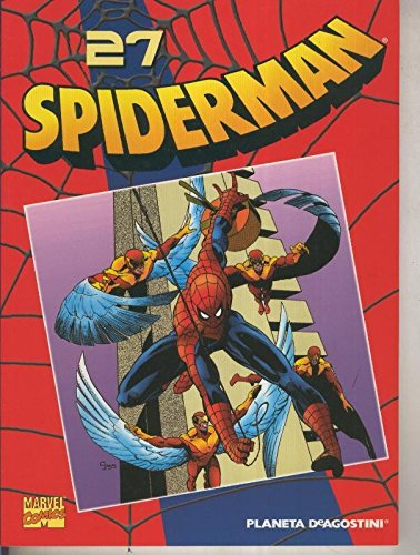 Coleccionable Spiderman volumen 1 numero 27