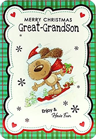 Great Grandson