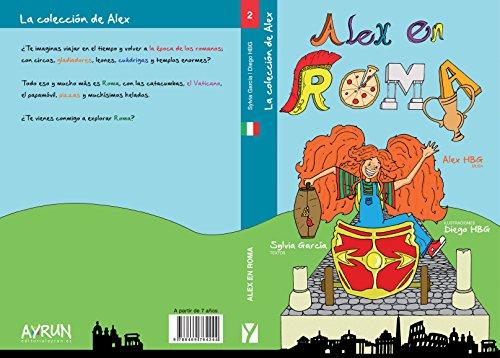 Alex en Roma (Colección de viajes infantiles de Alex nº 2) eBook ...
