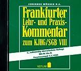 Frankfurter Lehr- und Praxiskommentar zum KJHG/SGB VIII, 1 CD-ROM Für Windows 3.1x/95