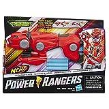 Hasbro Power Rangers- Beast Morphers Cheetah Blaster con Tecnologia Nerf e 3 Dardi, Multicolore, E5903EU4