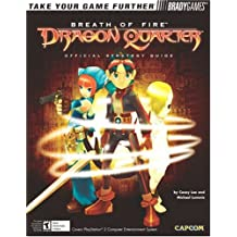 Breath of Fire?: Dragon Quarter Official Strategy Guide