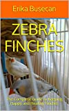 Zebra Finches: The Complete Guide To Keeping Happy And Healthy Finches