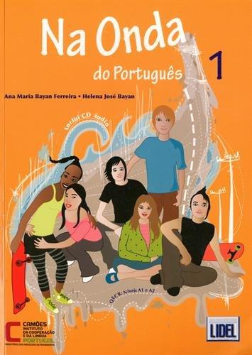 Na onda portugués 1 libro alumno (+ cd)