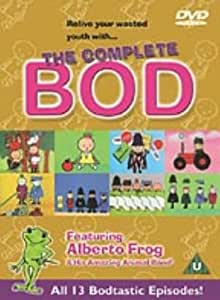 The Complete Bod [DVD]