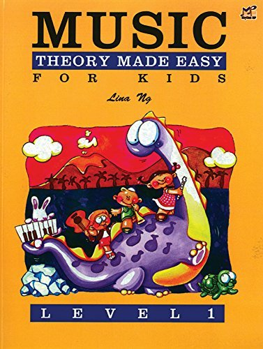Music Theory Made Easy for Kids, Level 1 (Made Easy (Alfred)): Written by Lina Ng, 2010 Edition, Publisher: Alfred Publishing Co., Inc. [Paperback]