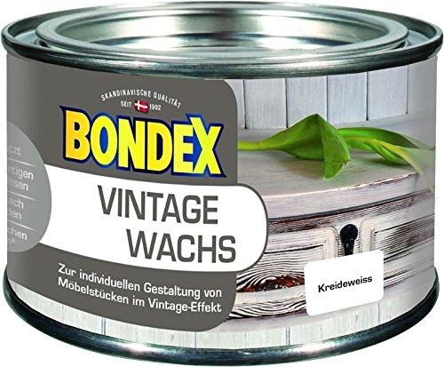 Bondex Vintage Wachs Kreideweiß 0,25 l - 377900