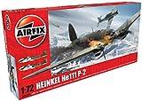 Airfix 1:72 Scale Heinkel He.III P2 Model Kit