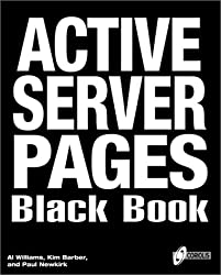 ACTIVE SERVER PAGES. Black Book : The ultimate problem solver for web developers, designers, and programmers
