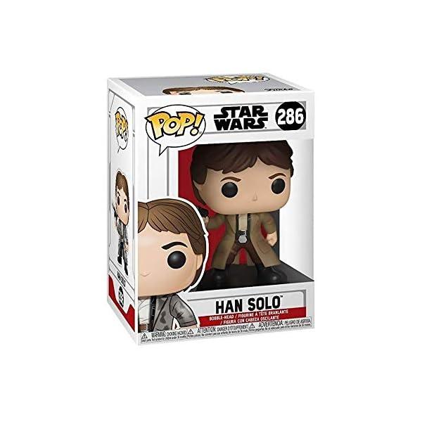 Funko Pop Han Solo Endor (Star Wars 286) Funko Pop Star Wars