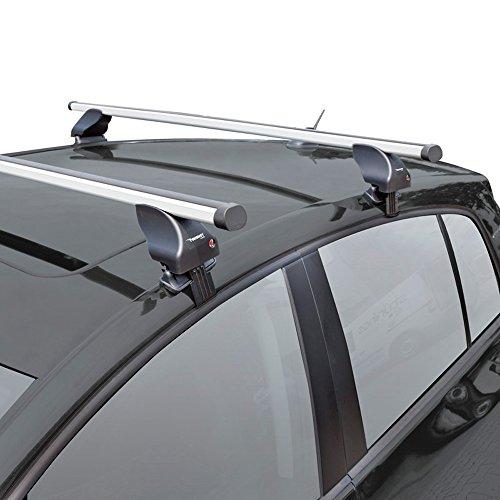 Twinny K02842518 Dachträgersatz, Aluminium
