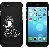Noir 'Serpent' étui / housse pour iPhone 7 (MC00055961)