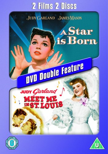 A Star Is Born/Meet Me In St Louis [DVD], used for sale  Delivered anywhere in UK