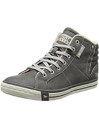 Mustang Herren 4096-601-2 Hohe Sneaker