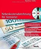 Nebenkostenabrechnung für Vermieter - Matthias Nöllke