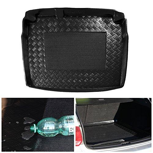 Preisvergleich Produktbild Antirutsch Kofferraumwanne für VW Golf V/VI HB mit Notrad / Reifenreparaturset Kofferraumschale Laderaumwanne