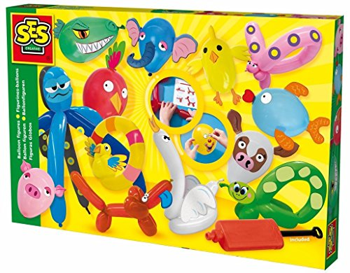 SES 00952 - Luftballonfiguren