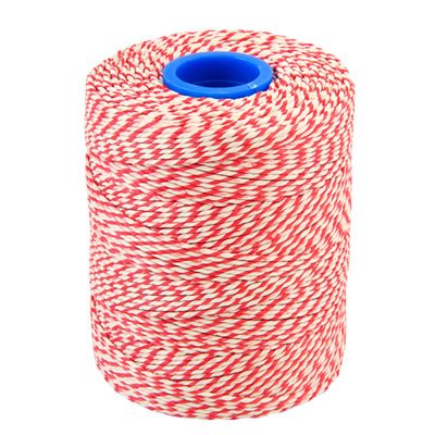 Red/White RAYON FOOD SAFE Bakers & Butchers String/Twine