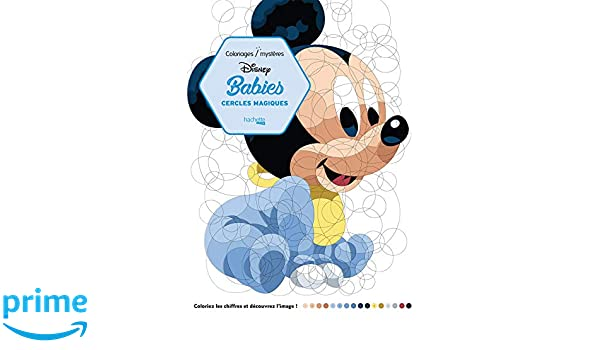 Coloriage Disney Baby.Babies Cercles Magiques Amazon Co Uk Christophe Alexis Perez