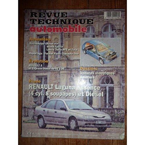 Rta-revue Techniques Automobiles - Mondeo Die Revue Technique Ford