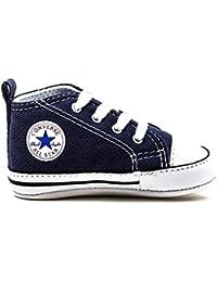 Converse First Star Hi Navy 88865 Crib Size 4