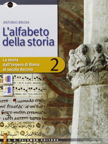 L'alfabeto della storia. Per la Scuola media. Con DVD. Con espansione online: 2