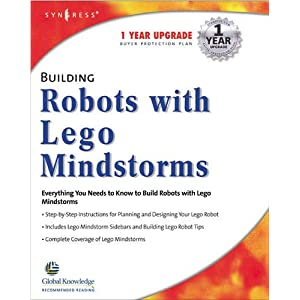 Building Robots With Lego Mindstorms LEGO MINDSTORMS LEGO