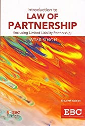 Eastern Book Company's Introduction to Law of Partnership (Including Limited Liability Partnership)