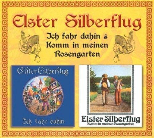 ELSTER SILBERFLUG