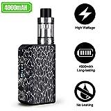 Cigarette Electronique Kit Complet version 2,0 Modèle 120W TC Top Fill Box Mod E...