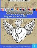Libros Para Colorear Para Adultos: Tatuajes (Paginas Para Colorear-Libros De Mandalas Intrincados Para Adultos)