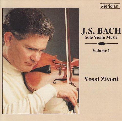 BACH: SOLO VLN MUSIC: