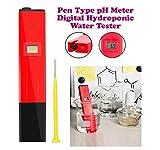 PSI Pen Type Digital Hydroponic Water pH Meter, Purity Tester, Reverse Osmosis.