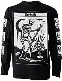 Darkside TOD TAROT Langarm T-Shirt