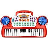 Toyshine 32 Keys Mini Piano With Recording