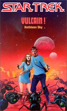 Star Trek, tome 17 : Vulcain