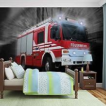 Suchergebnis Auf Amazon De Fur Wandtattoo Feuerwehr