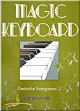 Deutsche Evergreens 2 - Keyboard Noten [Musiknoten]