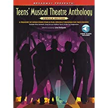 TEENS MUSICAL THEATRE ANTHOLOGY FEMALE (Broadway Presents)