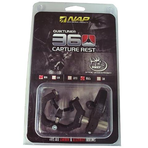 New Archery Products QuickTune Capturez 360 Noir Reste Right Hand