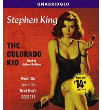 [(The Colorado Kid)] [Author: Stephen King] published on (January, 2008)
