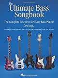 The Ultimate Bass Songbook: Songbook für Bass-Gitarre (E-Bass) (Tab)