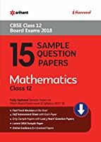 15 Sample Question Papers Mathematics for Class 12 CBSE
