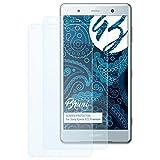 Bruni Schutzfolie für Sony Xperia XZ2 Premium Folie - 2 x glasklare Displayschutzfolie