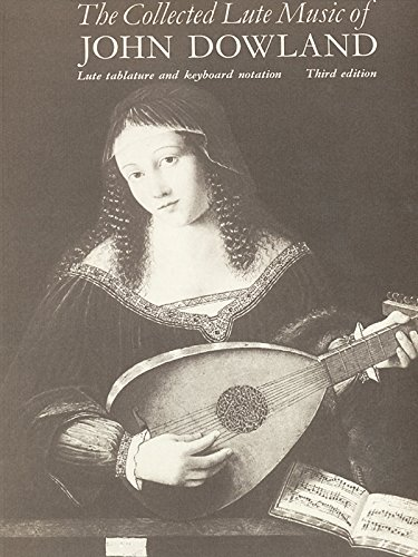 Collected Lute Music (Faber Edition)