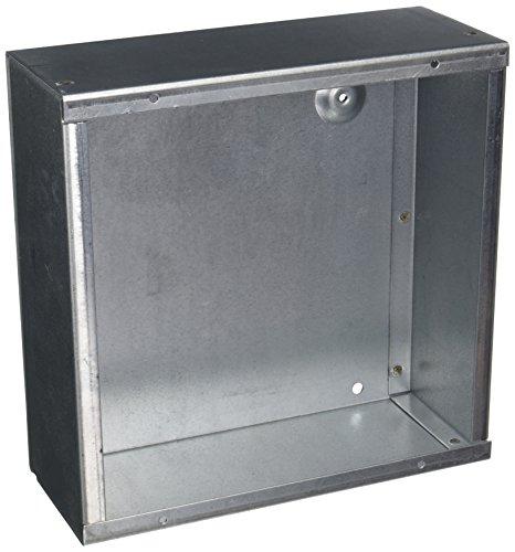 Hoffman asg10X 10X 4NK Pull Box, Schraube, verzinkt, 25,4x 25,4x 10,2cm Hoffman-box