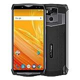 Hunpta@ Ulefone Power 5 Smartphone,Handys (6 Zoll Touch-Display,6 GB + 64 GB, Android 8,1 21.0MP + 5.0MP Rückfahrkamera,