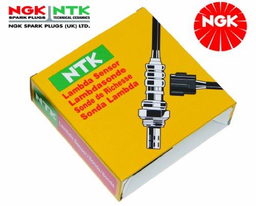 NGK sensore di ossigeno Vauxhall/Opel Astra G (Mk4) 1998-2006> 2004 2,2 2. 16 V G Z22SE trasmissione manuale solo 05. 01-Rear OZA531 GM3->
