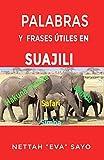 Palabras y frases útiles en suajili: Hakuna matata, jambo, simba, safari